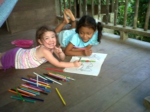 coloring with Luris